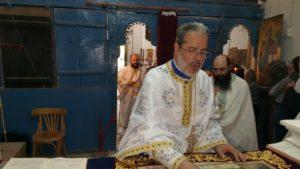 Κύπρος: Θεία Λειτουργία στην κατεχόμενη Μονής του Αποστόλου Βαρνάβα (ΦΩΤΟ)