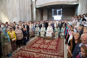 H εντυπωσιακή εκκλησία Αγία Σοφιά των Ρώσων στον Βόλγα ποταμό (ΦΩΤΟ)
