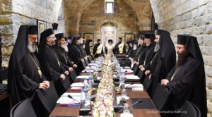 Σύναξη Προκαθημένων ζητά η Εκκλησία της Αντιόχειας