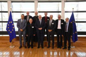 Συμμετοχή τηςCROCEU στην ετήσια συνάντηση της ΕΕ με θρησκευτικούς εκπροσώπους