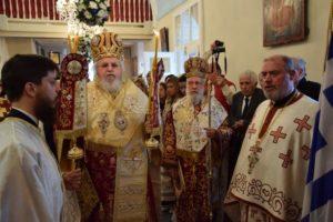 Η Μύκονος τίμησε τον Πολιούχο της Αγιο Αρτέμιο (ΦΩΤΟ)