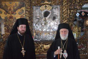 Χειροτονία Πρεσβυτέρου στην Ιερά Μονή Παναγίας Τουρλιανής (ΦΩΤΟ)