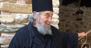 Εκοιμήθη ο Ηγούμενος της Μονής Δοχειαρίου Γέροντας Γρηγόριος