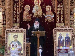 Γέροντας Εφραίμ από Μπραχάμι: «Οι μοναχοί είναι τα πνευματικά φώτα στον κόσμο των πιστών» (ΦΩΤΟ)