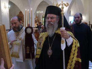 Ο Ανδρούσης Κωνστάντιος στον Αγιο Δημήτριο Αττικής (ΦΩΤΟ)