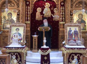 Ομιλία του π.Χριστόφορου Ιβηρίτη στον Αγιο Δημήτριο Αττικής (ΒΙΝΤΕΟ & ΦΩΤΟ)