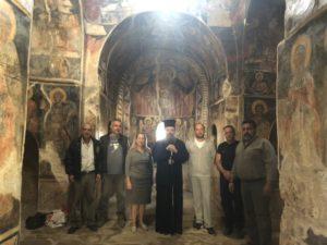 Παραδίδεται ο ιστορικός Βυζαντινός Ιερός Ναός Αγ.Δημητρίου Μπάδα Πατρών (ΦΩΤΟ)