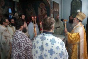 Μαθητικός Εκκλησιασμός στο Γυμνάσιο των Ωρεών (ΦΩΤΟ)