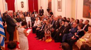 Στην εκδήλωση για τον Γερμανό Πρόεδρο στην Καλαμάτα οι Μητροπολίτες Μεσσηνίας και Μάνης