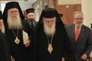 Η ΔΙΣ ενέκρινε νέο πίνακα υποψηφίων Αρχιερέων