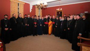 Λονδίνο: Δεξίωση Ορθοδόξων Κληρικών (ΦΩΤΟ)