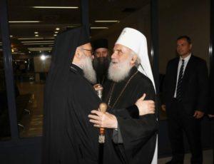 Το Βελιγράδι επισκέπτεται ο Αντιοχείας Ιωάννης (ΦΩΤΟ)
