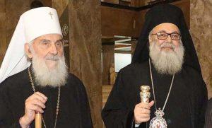 Οι Πατριάρχες Σερβίας και Αντιοχείας ζητούν διάλογο για το ουκρανικό
