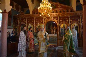 Ι.Μ. Ελευθερουπόλεως: Η εορτή του Αγίου Γερασίμου (ΦΩΤΟ)