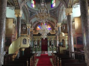 Εορτασμοί 150 ετών για τον Ι.Ν. Αγίων Δώδεκα Αποστόλων Φερίκιοϊ