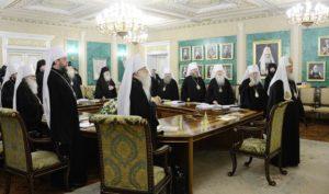 Πατριαρχείο Μόσχας: «Τη Δευτέρα η κατάλληλη απάντηση στο Φανάρι»