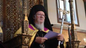 Σαν σήμερα: 27 χρόνια από την εκλογή του Οικουμενικού Πατριάρχη Βαρθολομαίου (ΒΙΝΤΕΟ)