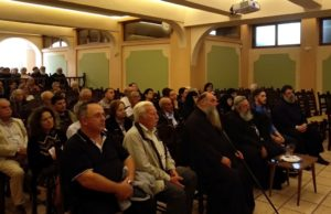 Εκδήλωση για τον Αγιο Ιωάννη τον Ερημίτη στο Ρέθυμνο (ΦΩΤΟ)