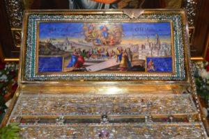 Η Δράμα αύριο Πέμπτη 20 Ιουνίου υποδέχεται την Αγία Ζώνη της Παναγίας