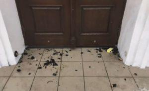 Κίεβο: Επίθεση με μολότοφ στο Ναό που παραχωρήθηκε στο Οικ.Πατριαρχείο (ΒΙΝΤΕΟ)