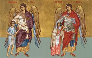 Ο Φύλακας Άγγελος των πιστών