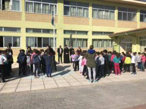 Η «ΑΠΟΣΤΟΛΗ» μοίρασε σχολικά είδη σε μαθητές σχολείων της Ι.Μ. Αλεξανδρουπόλεως (ΦΩΤΟ)