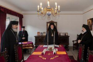 Χωρίς τον εκπρόσωπο του Πατριαρχείου Μόσχας η Ορθόδοξη Επισκοπική Συνέλευση της Μπενελούξ (ΦΩΤΟ)