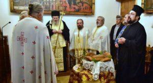 Θυρανοίξια παρεκκλησίου από τον Κυδωνίας Δαμασκηνό (ΦΩΤΟ)