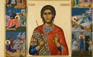 Το Θαύμα του Αγίου Φανουρίου στην Ρόδο