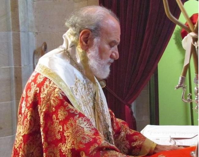 Αποτέλεσμα εικόνας για αρχιεπισκοπος αυστραλιας