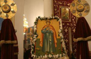Εορτάστηκε η μνήμη του νεομάρτυρα Αναστασίου του εκ Παραμυθἰας στον τόπο του (ΦΩΤΟ)