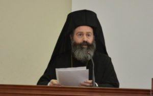 Χριστουπόλεως Μακάριος: «Το Πατριαρχείο είναι ένα μέρος που προσδιορίζει το όλο»