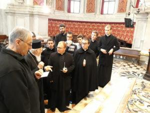 Στη βασιλική Della Salute της Βενετίας ο Οικουμενικός Πατριάρχης (ΒΙΝΤΕΟ & ΦΩΤΟ)