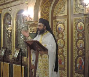 Αρχιμ. Ιάκωβος Κανάκης: «Οι Αγιοι έχουν αναλάβει δράση και είναι πολύ μέσα στον κόσμο» (ΒΙΝΤΕΟ)