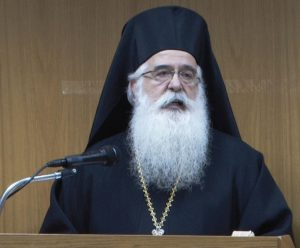 Δημητριάδος για ουκρανικό: «Το Οικουμενικό Πατριαρχείο ενήργησε κατά το χρέος του»