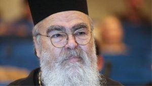 Δωδώνης Χρυσόστομος: Η συμφωνία Ιερώνυμου-Τσίπρα «κάηκε» όταν ο Τζανακόπουλος είπε ότι απολύονται 10.000 κληρικοί