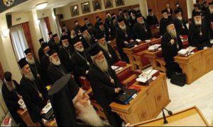 Η εκκλησία στις μηλόπετρες της πολιτικής αντιπαράθεσης