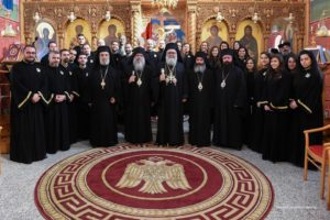 Πατριαρχική Θεία Λειτουργία στη Λεμεσό (ΦΩΤΟ)