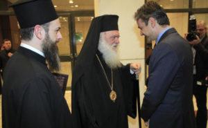 «Ο Κ.Μητσοτάκης ουδέποτε είχε ενημέρωση για την συμφωνία Κράτους-Εκκλησίας»