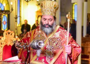 Θεία Λειτουργία στα Λουτρά Λαγκαδά από τον Μητροπολίτη Ιωάννη (ΦΩΤΟ)