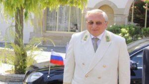 Ρώσος Πρέσβης στην Κύπρο: «Ο Αρχιεπίσκοπος στηρίζει τη Μόσχα»