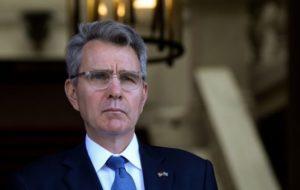 Πάιατ προς Τουρκία: «Δικαίωμα της Κύπρου οι έρευνες»