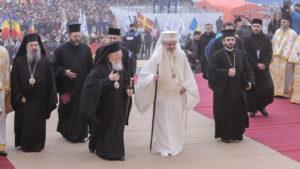 Ζωντανή μετάδοση από το Βουκουρέστι: Εγκαίνια του Πατριαρχικού Καθεδρικού Ναού