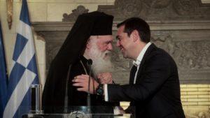 Εκτός δημοσίου οι κληρικοί – Ο Τσίπρας δεν υπολογίζει ούτε την Ιεραρχία!
