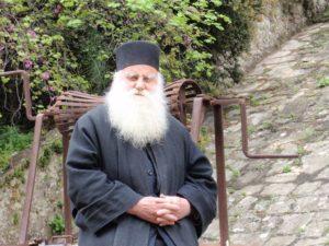 Εκοιμήθη ο Ηγούμενος της Μονής Αγίας Ελεούσης