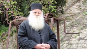 Εκοιμήθη ο Αρχιμ. Ιερόθεος Σπανομήτσος στην Ι. Μ. Αιτωλίας
