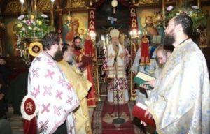 Η εορτή του Αγίου Νικολάου στο Πλωμάρι (ΦΩΤΟ)