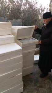 Τετρακόσια κιλά ψάρια θα μοιραστούν στο εκκλησάκι του Λυκαβηττού