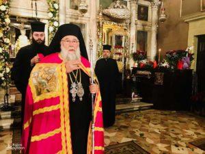 Αγιος Σπυρίδωνας: Λαμπρός εορτασμός στην Κέρκυρα (ΦΩΤΟ)