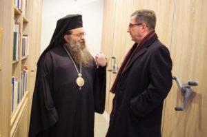 Συνάντηση του Χίου Μάρκου με το δήμαρχο Αθηναίων (ΦΩΤΟ)